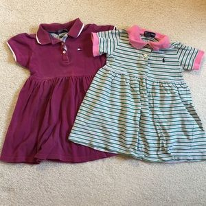Tommy Hilfiger/Ralph Lauren dress bundle size 3T
